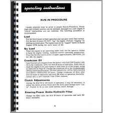 case 1175 tractor operators manual (sn 8712001 8770000) Farmall Tractor Wiring Diagram 1175 Case David Brown Tractor Wiring Diagram #46