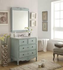 34 wide white bathroom vanity. adelina 34 inch vintage vanity blue finish wide white bathroom