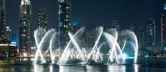 Burj Khalifa Light Show Timings Best Light Shows In Dubai Burj Khalifa Imagine More
