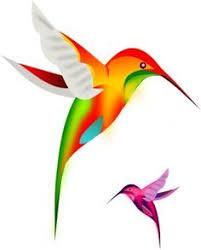 colorful birds flying clipart. Perfect Flying Cartoon Hummer Birds Bird Flying Free Tattoo Humming Tattoos Colibri   Colorful In Birds Flying Clipart U