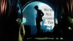 we re all stories in the end digital wallpaper doctor who matt smith