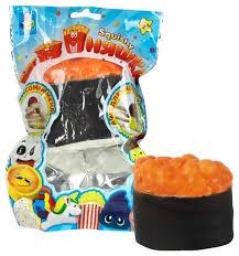 Купить <b>игрушка</b>-<b>антистресс 1Toy М</b>-<b>м</b>-<b>мняшка</b> Squishy Суши ...