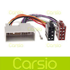 ford fiesta gps audio in car technology ford fiesta 02 05 iso wiring harness connector stereo radio adaptor pc2 80