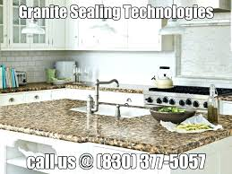 how to clean kitchen granite countertops can