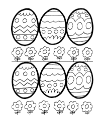 Small Picture small easter egg coloring pages free printable easter egg coloring