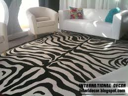 zebra print in the interior can be used in almost any design style the main thing to choose the right place its in addition frequent such