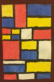 piet mondrian is a famous dutch painter born march 7 1872 february 1 1994 he was the first person to paint three primary colours and vertical and