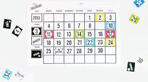 Free Printable Calendars For Children Mr Printables