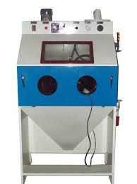 Abrasive Blasting Cabinet Kholee Blasting Kl 9080 Manual Dry Sand Blasting Cabinet For