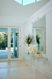 white house floor1 green roomjpg. All White Modern Florida House Tour 1.jpg Floor1 Green Roomjpg