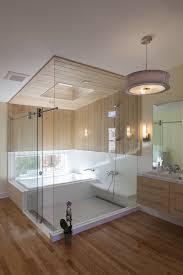 Japanese Shower Design An Ofuro Soaking Tub And Shower Combination For A Japanese