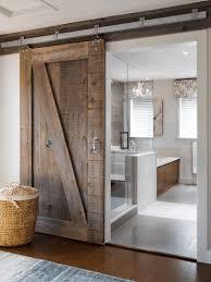 bathroom decoration white washed bathroom barn door sliding barn doors for reclaimed