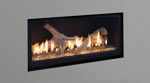 serenade direct vent gas fireplace vent free linear