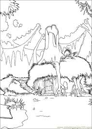 Small Picture Shrek 3 37 Coloring Page Free Shrek the Third Coloring Pages
