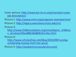13 cover neonatal nursing job description