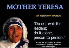 40 Inspirational Mother Teresa Quotes Extraordinary Mother Teresa Quotes