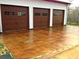 outdoor concrete stain colors ccrete ed behr decorating ing