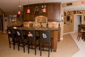 basement remodeling st louis. Cardinals Basement Traditional-basement Remodeling St Louis