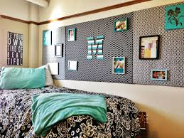 Decorating Room With Posters Turquoise Dorm Room At Texas Tech I Used Cardboard Posters From