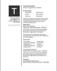 Free Resume Layout Template Simple Free Resume Templates For Pages] 48 Images Pages Resume
