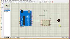 how to simulate dc motor with motor driver in proteus arduino you