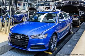 Behind the scenes of my Audi Exclusive Audi S6 Production ...