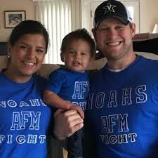 Fundraiser for Elisa Holt by Sarah Broughton : Noah's AFM Fight