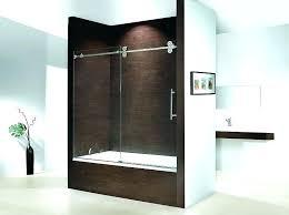 tub enclosures bathtub with sliding glass doors hardware bathroom tub enclosures