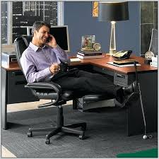 footrest for under desk brilliant reclining office chair with home furniture inside uk footrest for under desk