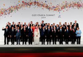 Gastgeber Saudi-Arabien und Trumps letzter Auftritt: Was vom Gipfel der G20  zu erwarten ist - Politik - Tagesspiegel