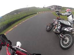 husqvarna tc 250 supermoto track rowrah 1 9 12 youtube