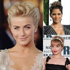 Wedding Hairstyles For Short Hair Popsugar Beauty