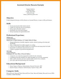Public Health Resume Objective Public Health Resume Sample 100 Skills Resume Sample Authorized 33