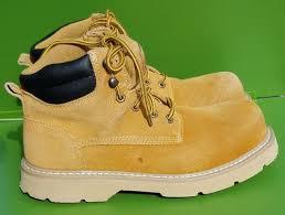 clothing locator presents brahma men s steel toe leather work boots oil resistant wheat bravo ii