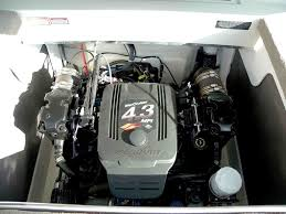 an inboard motor