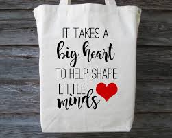 Teacher Tote Teacher Gift Tote Teacher Appreciation Gift Teacher Quote School Gift Teacher Bag Teacher Canvas Tote Principal Gift