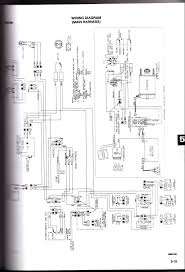 yamaha snowmobile wiring diagrams need wiring diagram for 98 zr 500 carb arcticchat com arctic i just scanned these in
