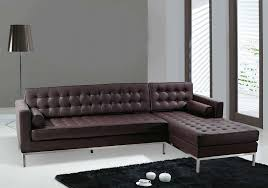 office chaise. Full Size Of Minimalist Waiting Room Ideas Brown Leather Tufted Corner Sofa With Chaise Lounge Chocolate · Office