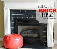 18 photos gallery of best brick fireplace makeover ideas