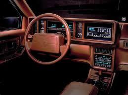 cadillac truck interior. 1990 cadillac eldorado truck interior