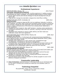 Resume For Hr Internship Example Sidemcicek Com