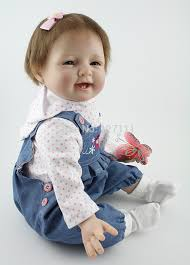 child size love doll 22 inches child love doll silicone reborn dolls boy smiling handmade