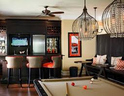 game room lighting ideas basement finishing ideas. traditional basement atlanta kristin drohan collection and interior design love bar area with seating on side light fixtures over pool table game room lighting ideas finishing k