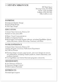 Basic Resume Examples For Students Format Of Resume For Teachers ...