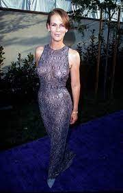 """Jamie Lee Curtis, """"the body."""" Hollywood ..."""