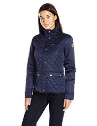Ariat Women's Markham Quilted Jacket at Amazon Women's Coats Shop & Ariat Women's Markham Quilted Jacket, Navy, Small Adamdwight.com