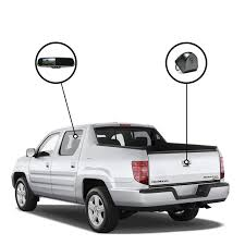 RVS-718523 | Backup Camera System For Honda Ridgeline | Rear View Safety