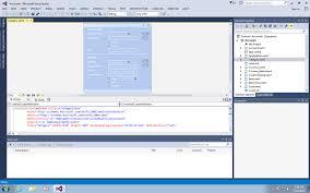 Design View Visual Studio 2015 Vs2015 Does Not Render Custom Window Control In Design View