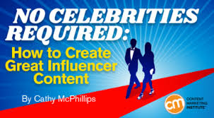 How To Creat No Celebrities Required How To Create Great Influencer Content