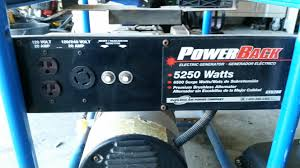 solved i just bought power back gt5250 1 generator same fixya i ve down loaded all of the manuals and wire diagrams i could but nothing shows what wires go to this ground lug